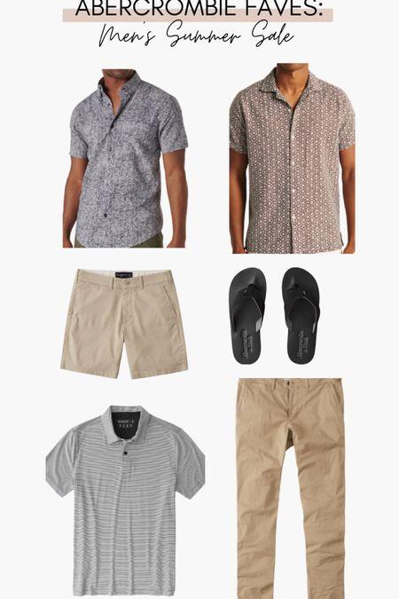 Abercrombie men's summer sale!! http://liketk.it/3if1E @liketoknow.it #liketkit