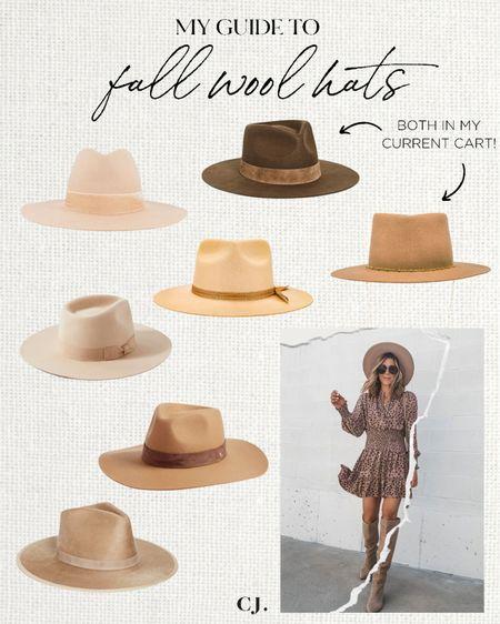 Fall hats  #LTKstyletip