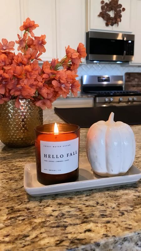 Fall decor      Fall decor , home decor , kitchen decor , mixer , pumpkin decor , pumpkins , Halloween , Halloween decor ,  amazon finds , amazon home , target finds , target home , sweet water decor , soap dispenser , fall candle #ltkstyletip  Follow my shop on the @shop.LTK app to shop this post and get my exclusive app-only content!   #LTKunder50 #LTKhome #LTKSeasonal