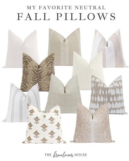. I love these pillow covers! They are pretty much the only pillow I have in my home! They are handmade and beautiful quality but great pricing at the same time!  Living Room Pillows, home decor, fall decor, fall pillows, neutral Pillows, Neutral Home Decor, Neutral Living room, Modern living room, modern bedroom, bedroom accessories, bed pillows, bedding, handmade, small business, striped pillow, animal print, zebra, Schumacher fabric, white Decor, white pillows, antelope  #LTKSeasonal #LTKhome #LTKstyletip