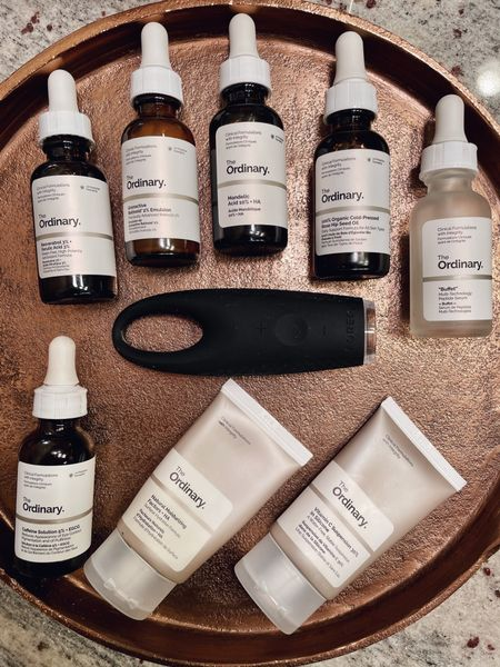 My secret weapon in affordable skincare = The Ordinary. Here are a few of my favs. Average price per bottle is less than $15!   #LTKbeauty #LTKstyletip #LTKunder50