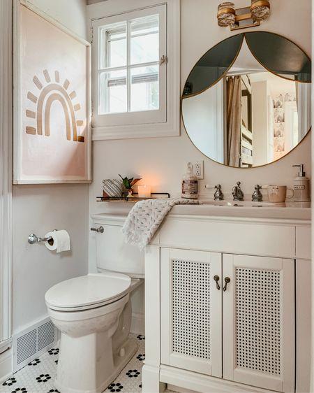 http://liketk.it/3aLHH #liketkit @liketoknow.it   Pretty girls bathroom!  #LTKsalealert #LTKunder100 #LTKhome @liketoknow.it.home @liketoknow.it.family