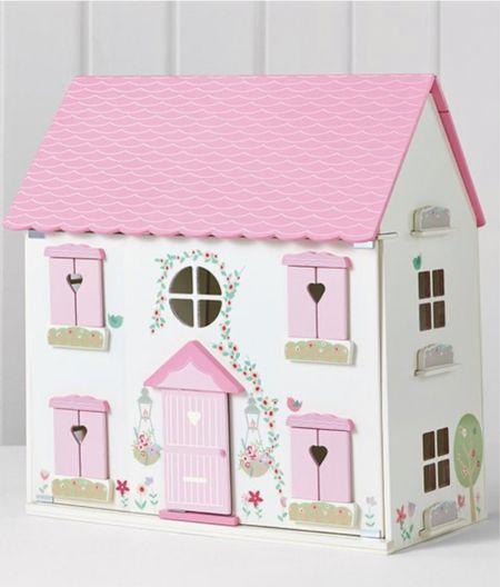 Dollhouse pink #pinkdollhouse #christmasgifts #toddlergirls   #LTKkids #LTKSeasonal #LTKHoliday