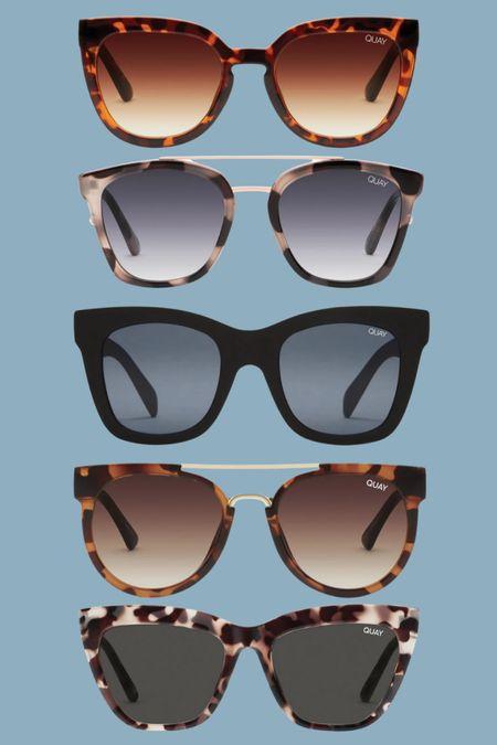QUAY sunglasses - Buy 2 for $40 http://liketk.it/3gqsT #liketkit @liketoknow.it  #quay #quaysunglasses #MDWsale