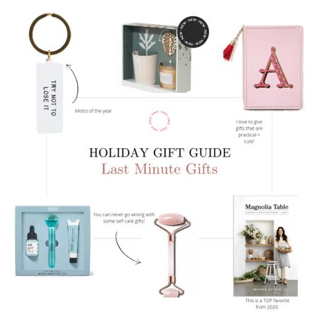 Christmas is next week(!!!) and if you're like me you probably still have a little shopping left to do. This weeks blog post shares 12 last-minute gift ideas.  Check it out at www.LeahCarolyn.com or from the link in my bio!  #StayHomeWithLTK #LTKsalealert #LTKgiftspo