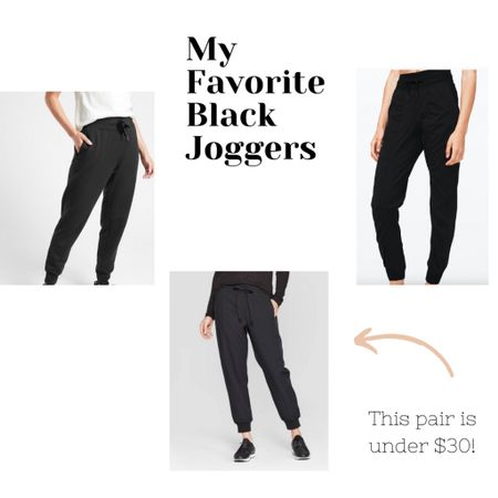 I've been living in black joggers lately. Here are some of my favorites. http://liketk.it/2YmZ4 #liketkit @liketoknow.it #LTKtravel You can instantly shop my looks by following me on the LIKEtoKNOW.it shopping app #joggers #blackjoggers