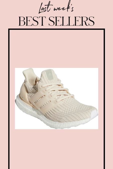 These adidas ultra boost are included in my top sellers this week! They have been a returning top seller for me & just so happen to be my favorite running shoes! #Adidas #runningshoes #activewear #ultraboost #activeshoes   #LTKshoecrush #LTKstyletip #LTKfit