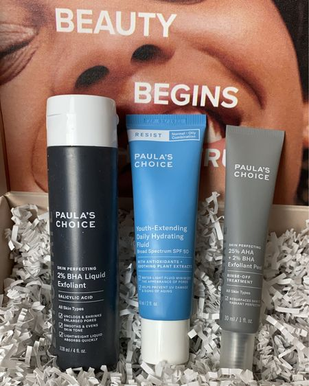 Skincare, BHA, SPF, Paula'a Choice @liketoknow.it http://liketk.it/37Bat #liketkit #LTKbeauty #StayHomeWithLTK #LTKunder50