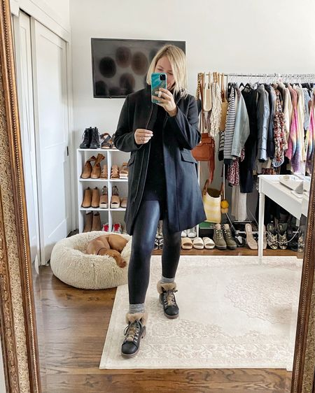 Need really cute outerwear for a weekend away that won't break the bank? #WalmartFashion has you covered 😍   #LTKunder50 #LTKstyletip