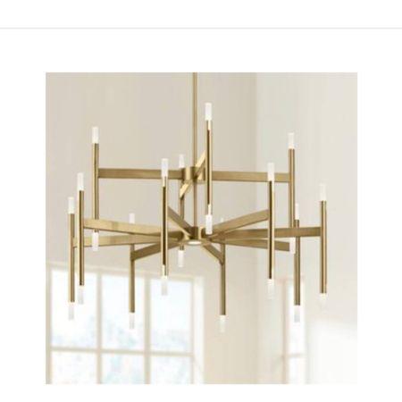 New chandelier  #LTKunder50 #LTKunder100 #LTKhome