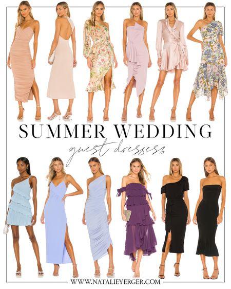 Summer wedding guest dresses 🤍 | wedding guest, wedding guest outfit, summer wedding dresses, wedding guests   #LTKSeasonal #LTKstyletip #LTKwedding