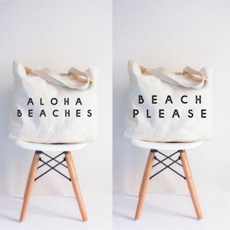 Cutest beach bags! http://liketk.it/3d3WN @liketoknow.it #liketkit @liketoknow.it.family @liketoknow.it.brasil #LTKtravel #LTKitbag #LTKunder50