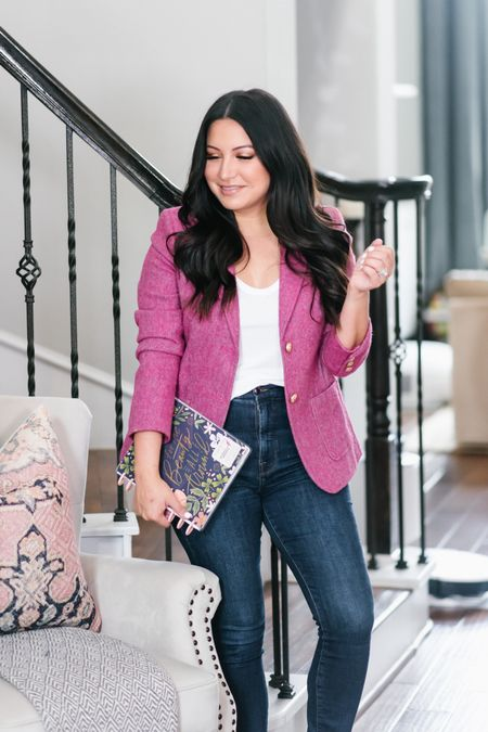 The perfect fall outfit!   #LTKstyletip #LTKSeasonal #LTKworkwear