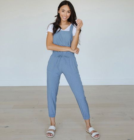Albion faves: brand new jumpsuit out. Perfect for late summer and fall.   Upgraded post pandemic lewk!    #LTKstyletip #LTKworkwear #LTKunder100