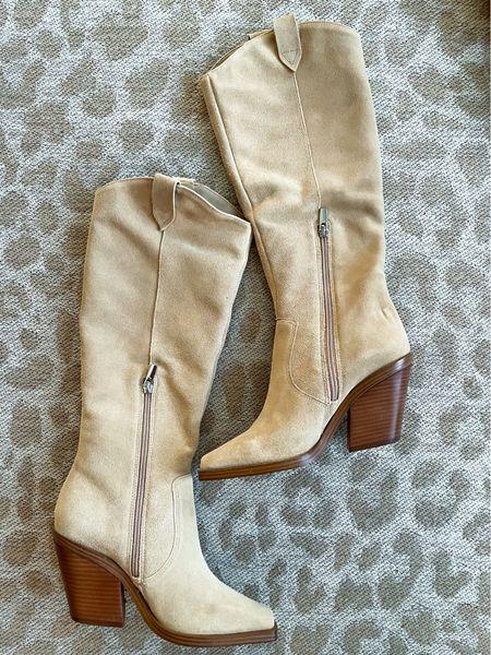Boots on sale size 7  #LTKunder100 #LTKshoecrush
