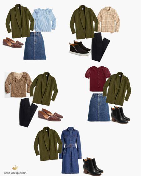One sweater, 5 ways!   #LTKworkwear #LTKunder100 #LTKsalealert