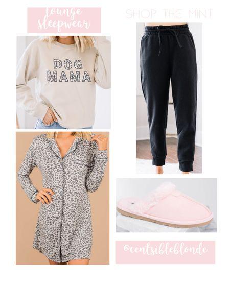 Sleepwear, loungewear, slippers, shop the mint, the mint julep boutique.    http://liketk.it/3hykg #liketkit @liketoknow.it #LTKsalealert #LTKunder50 #LTKhome