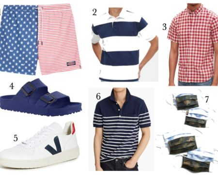 4th of July looks for him 🇺🇸 http://liketk.it/2QYIr #liketkit @liketoknow.it #LTKunder100 #LTKunder50 #LTKstyletip