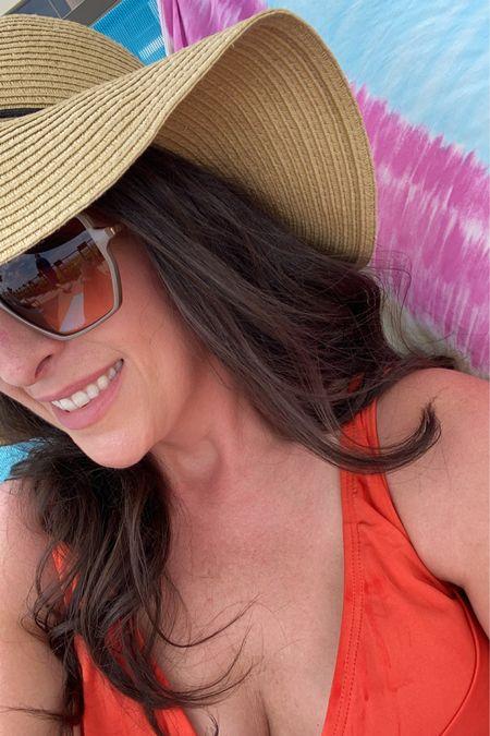 Amazon favorites hat, sunnies, kimono    http://liketk.it/3i8OW #liketkit @liketoknow.it #LTKsalealert #LTKstyletip #LTKtravel