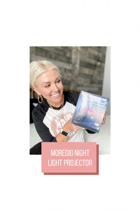 This Night Light Projector is AMAZING! So much fun and perfect for the littles! And ON SALE + code: 'LAURA030' Making it UNDER $18!!!   #LTKkids #LTKsalealert #LTKfamily