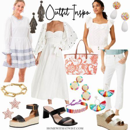 Outfit inspo for summer! http://liketk.it/3j9OZ #liketkit @liketoknow.it #LTKunder100 #LTKtravel #LTKworkwear
