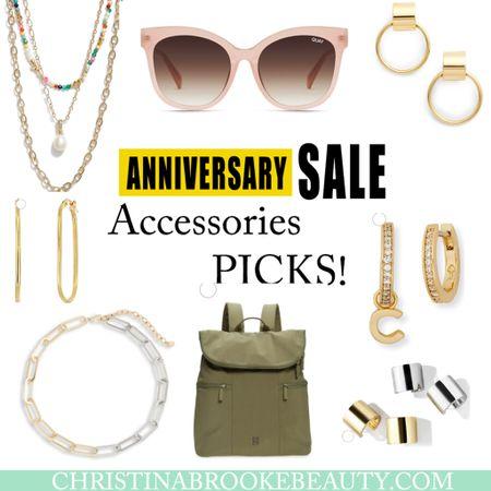 Nordstrom anniversary sale jewelry & accessories picks!!  #LTKstyletip #LTKsalealert #LTKSeasonal