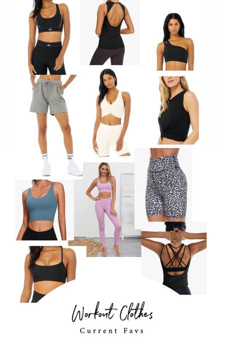 Current favs for Workout Clothes! #liketkit @liketoknow.it http://liketk.it/3g957