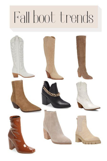 Fall boot favorites    #LTKshoecrush #LTKbacktoschool #LTKSeasonal