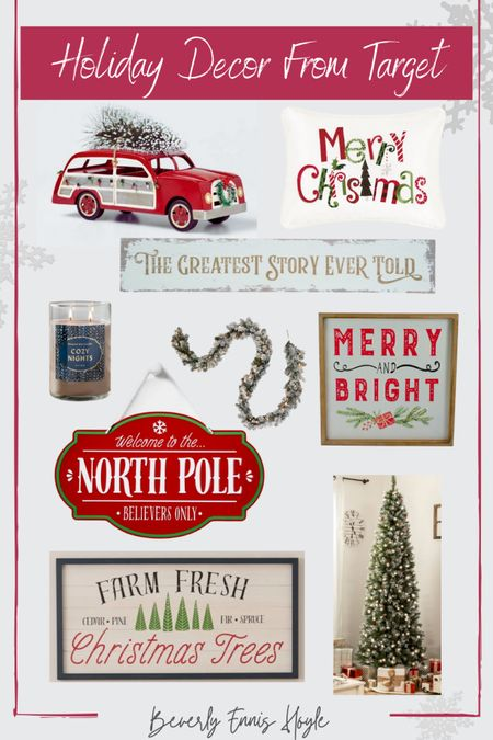 Christmas 🎄 Home Decor from Target 🎯   Holiday decor, home decor, Christmas, Christmas tree, wall decor, holiday candles, throw pillows, holiday, gift guide  #LTKGiftGuide #LTKhome #LTKHoliday