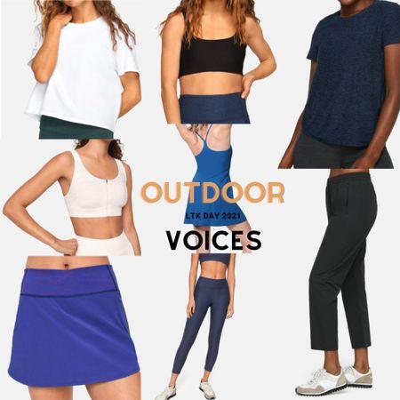 Last day to get 20% off Outdoor Voices apparel!!     #LTKDay #LTKfit #LTKsalealert