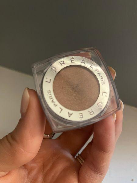 New bronzey eyeshadow!  #LTKstyletip #LTKunder50 #LTKbeauty