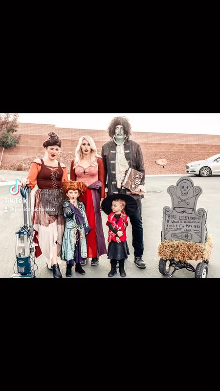 Hocus pocus Halloween costume for the whole family.   #LTKSeasonal #LTKHoliday #LTKfamily