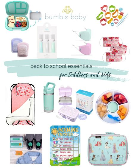 Back to school and daycare essentials by Kate! Many color options available. Part 1 of 2  #LTKkids #LTKfamily #LTKbaby