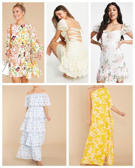 in my cart wedding guest dresses  summer dresses @liketoknow.it #liketkit http://liketk.it/3h6g7 #LTKunder50 #LTKunder100