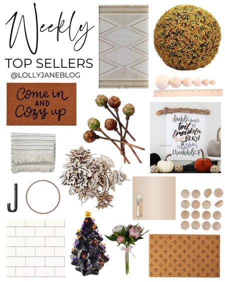 Weekly top sellers!!  Lolly Jane Blog | #LollyJaneBlog   #LTKhome #LTKunder100 #LTKunder50