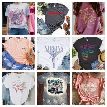 Graphic Tees 💖