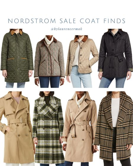 {Nordstrom Sale Coat Finds} Even though it's in the 90s I'm still loving the coat selection in this year's Nordstrom sale! More linked than shown! To shop, click the link in my profile or you can shop by screenshot in the @liketoknow.it app! #liketkit #LTKunder100 #LTKstyletip  #LTKsalealert http://liketk.it/3jPjf