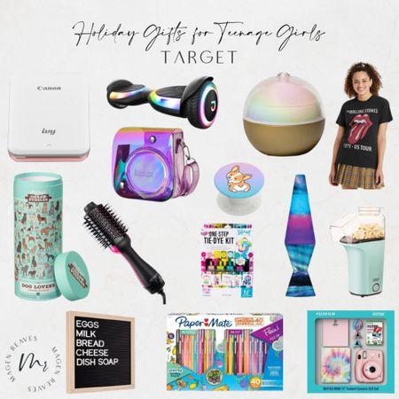 Holiday gift guide for teenage girls holuday gift ideas for teens holiday gifts for teenage girl http://liketk.it/3qbzv @liketoknow.it #liketkit   #LTKGiftGuide #LTKunder100