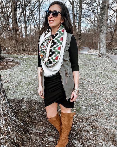 Blanket scarf hack  http://liketk.it/34uHD #liketkit @liketoknow.it #LTKshoecrush #LTKstyletip #LTKworkwear
