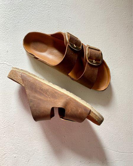Back in stock!  Summer sandals, Arizona sandals, Arizona Big Buckle Birkenstock, Nordstrom Summer Find, Nordstrom Finds, #nsale @liketoknow.it #liketkit http://liketk.it/3jMMH    #LTKshoecrush #LTKstyletip