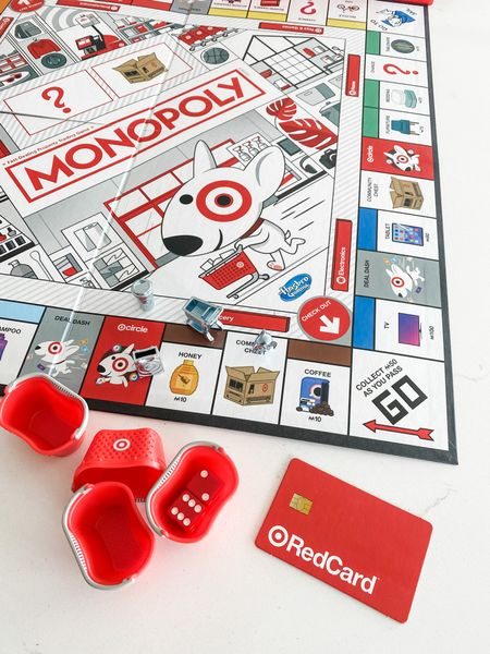 Target Monopoly is my new favorite game!   #LTKhome #LTKfamily