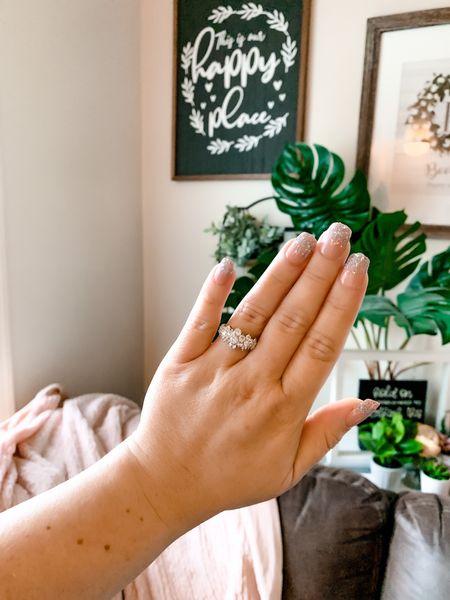 Beauty in a budget: manicure under $7. Farmhouse living room from Amazon   #LTKhome #LTKunder50 #LTKbeauty