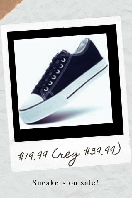Sneakers on sale! http://liketk.it/3fUam #liketkit @liketoknow.it #LTKunder50 #LTKsalealert