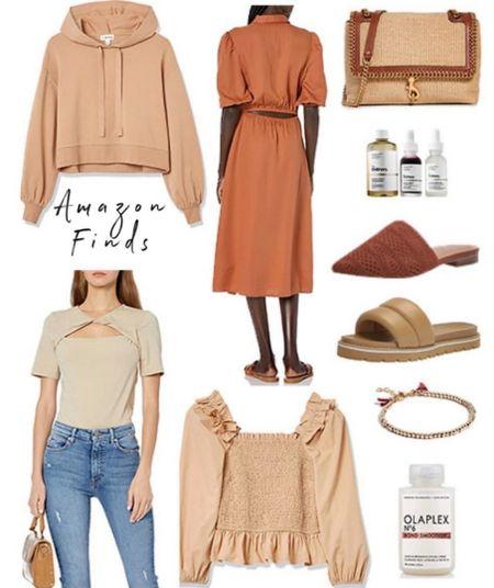 Amazon Neutral Fashion Finds, Amazon Dress, Amazon fashion, Amazon finds, Amazon Summer, Amazon Sandals    http://liketk.it/3l0Jz @liketoknow.it #liketkit  #LTKunder50 #LTKstyletip #LTKshoecrush