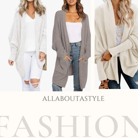 Women's Fall Cardigan's  Women's #Fall #Cardigan  Follow my shop @allaboutastyle on the @shop.LTK app to shop this post and get my exclusive app-only content!  #liketkit #LTKHoliday #LTKSeasonal #LTKGiftGuide @shop.ltk http://liketk.it/3qqxT