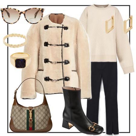 Layering is key! Winter outfit inspiration #LTKstyletip #LTKSeasonal #LTKitbag