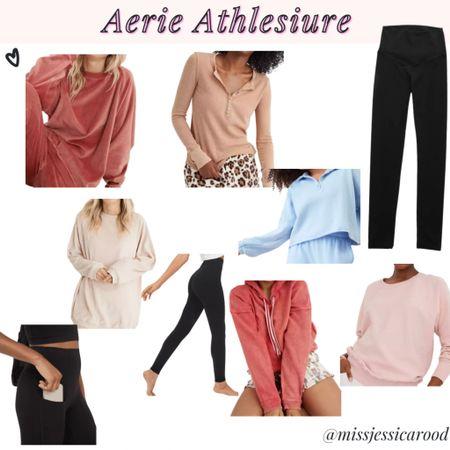 http://liketk.it/39J75 #liketkit @liketoknow.it 40% off Aerie sale on sweatshirts & leggings