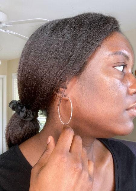 Love these Lauren Conrad rose tone hoop earrings I got at Kohl's.   #LTKsalealert #LTKbeauty