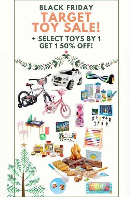 Shop toys for your littles! Target's 2020 Black Friday Sale!   #LTKgiftspo #LTKkids #LTKfamily