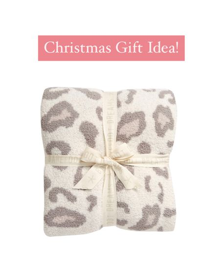 Christmas gift idea- these barefoot dreams throw blankets make the PERFECT gift! gift guide — gift guide for the home #liketkit #LTKgiftspo @liketoknow.it http://liketk.it/349lP